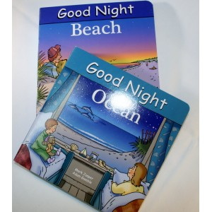 Good Night Beach/Ocean Books